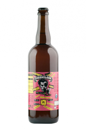 Chernobeer - SId Vicious IPL 13° 0,7l (India Pale Lager)