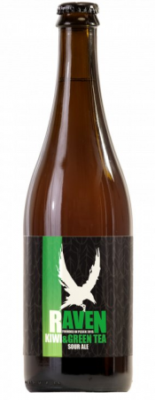 Pivovar Raven - Kiwi & Green Tea 9° 0,7l (Sour)
